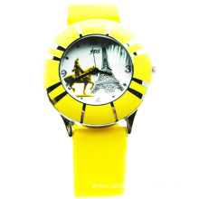 2016 New Product Luxury Children Silicone Wrist Watch