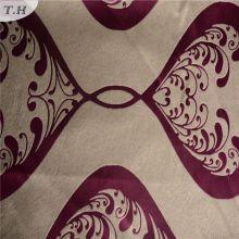 Conception de tissu jacquard lisse 2016 pour rideaux (FTH30002)