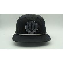 Impresión de caracteres de moda sombreros 100% poliéster Snapback Cap (ACEK0070)