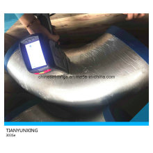 Inspecting Material Ss303se Seamless Stainless Steel Elbow