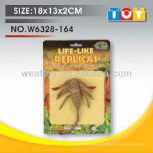 Китай завод оптовая Скорпиона игрушки мягкие модель резиновые игрушки для детей