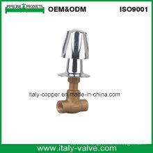OEM&Ogm Quality Brass Globe Valve with Plastic Handle