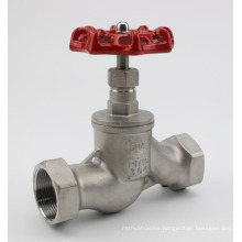 Stainless Steel Female Thread Globe Valve