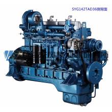 6-цилиндровый дизельный двигатель для дизельных генераторов