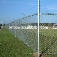 Fabricant de fil de clôture de lien de chaîne de court de tennis