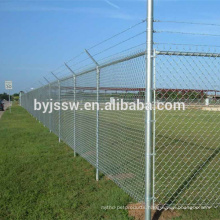 Hot Dip Galvanised Chain Link Fence With Competitive Price