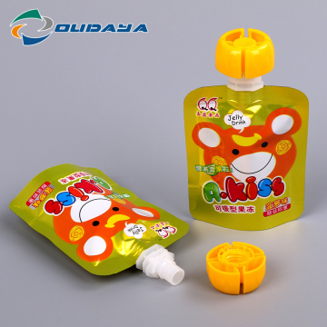 Stand Up Pouch Bag for Juice Drink Packaging