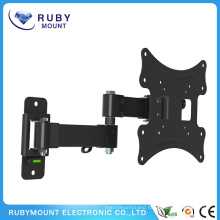 Slim up and Down Full Motion TV Wall Mount Bracket