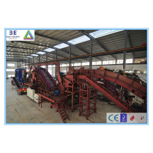 Scrap Metal Recycling Line/Metal Shredder/ Metal Recycling Machine