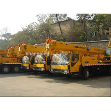 El mejor precio XCMG 25 Ton hidráulico Truck Crane Euro 2