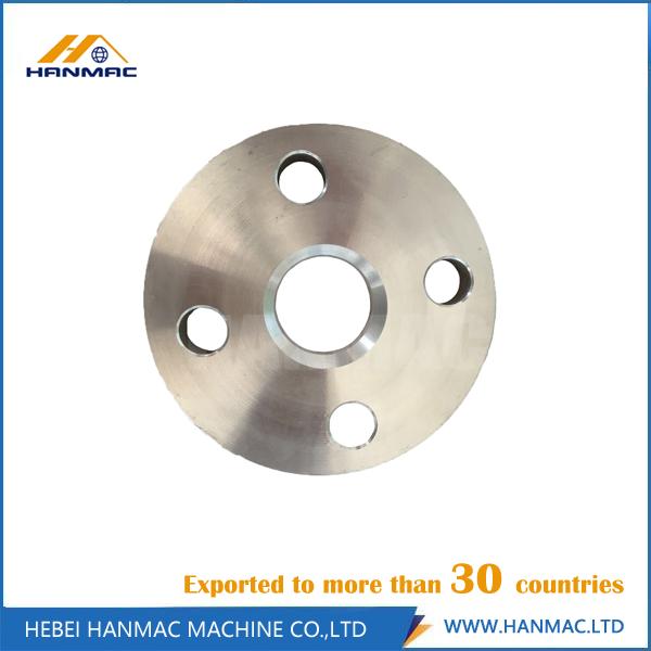 Aluminum Steel Flange