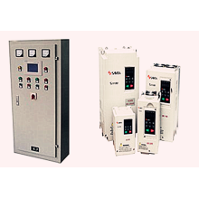 Electric submersible electric pump electric control cabinet