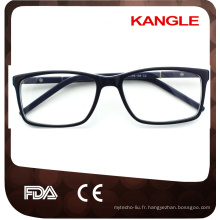 Stock vente chaude classique mode lunettes de jante plein cadre