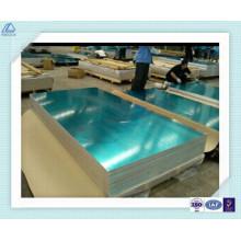 1050 3003 5052 Aluminium / Aluminiumlegierung Platte für Bedachung Shet Türkei