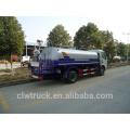 Camión del tanque de agua de Dongfeng DLK, camión del agua 7000L para la venta