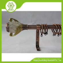 Hot-Selling high quality low price curtain rod ends