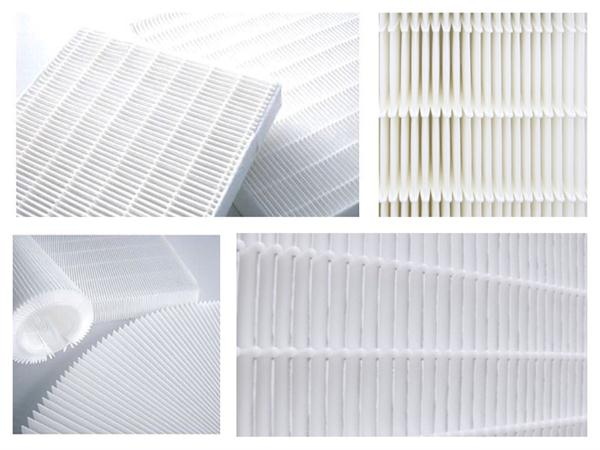 Pleated Filter Pack Details