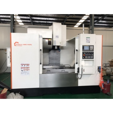 Ordinary Discount Best price for CNC Milling Machine CNC Machine Center VMC650L supply to Mauritania Factory