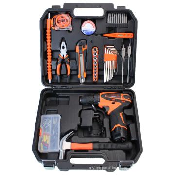 Hot Sale 46PCS Tool Set in Plastic Box Electric Tool Hand Tool