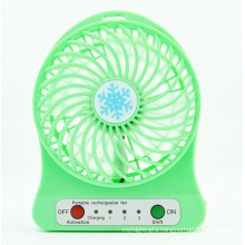 New Arrival 5V Low Noise Flexible White Desk Mini USB Fan for Phone