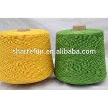 Proveedor de hilados de lana de cachemira 100%
