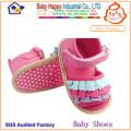 Hochwertige rosa Mädchen Babys Schuhe und Sandalen