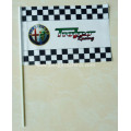 Personalized Plastic Hand Waver Flag 100x60CM