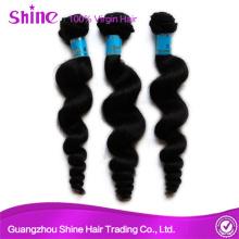 Top Malaysian Loose Wave Hair Bunldles Extensio