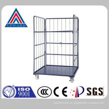 Upward Marca Roll Containers Cage de armazenamento