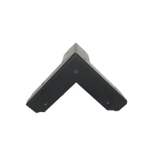 Útil conector de esquina de metal personalizado