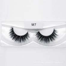 Manufacturer Reusable 3D Real Mink Lashes False Eyelash