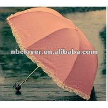 2012 new high quality folding Umbrella two folding umbrella