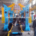Automatic chain turning over machine /Automatic transport machine by chain/Automatic chain dump and tank turn-over machine