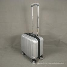 "16 ""ABS Hard Trolley Luggage 3 baguette de rangement valise 16 canaux de trolley"
