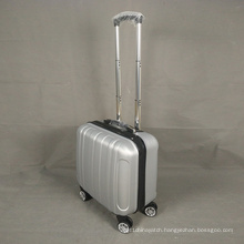 "16"" ABS Hard Trolley Luggage 3 Section Rod Luggage 16inch Trolley Suitcase"