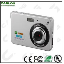 High quality digital camera with  5.0 Megapixel CMOS Sensor