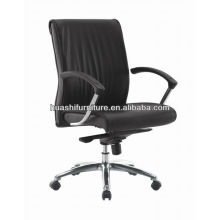 H625B comfortable genuine leather office chair