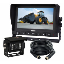7 Inch Waterproof LCD Digital Car Monitor for Dumpers (DF-7600111)
