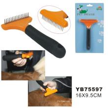 China Wholesale Pet Brush, Dog Grooming Brush (YB75597)