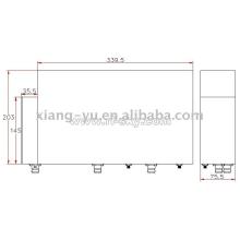 Componentes do filtro duplexador de passagem banda 380-395MHz rf