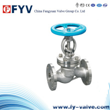 API Stainless Steel Flanged Ends Globe Valve