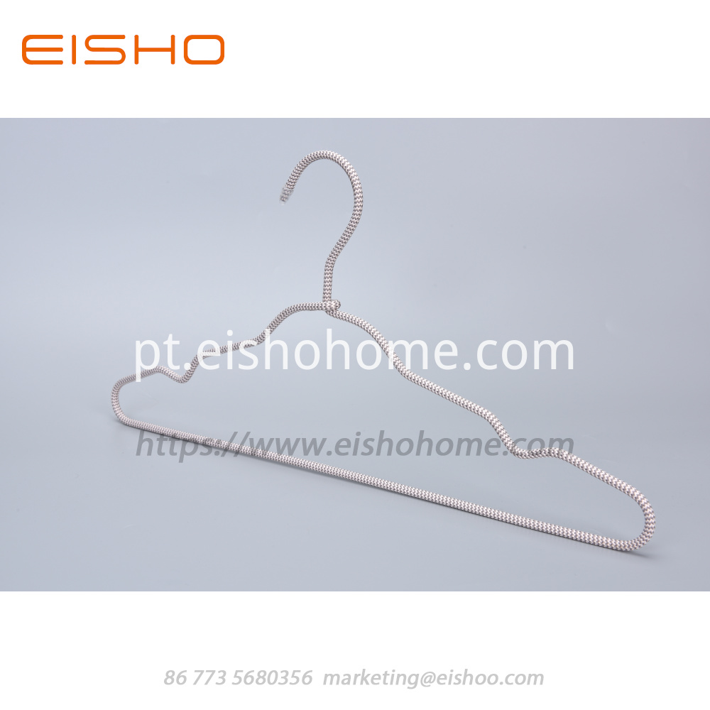 42 Eisho Braided Hangers For Clothes