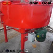 Machine concrète de mélangeur de surface de sports de la vente chaude M-100 pour le granule d'EPDM