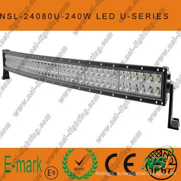 40′′ 240W CREE LED-Lichtleiste Offroad-Fahren, Spot-/Flutlicht-LED-Lichtleiste