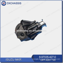 Original NKR Differential Assy 7:43 8-97035-427-0