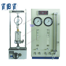 TSZ10-1.0 Universal Shear soil Different capacity Bench Light duty Triaxial Test Apparatus, Table Triaxial Test Equipment