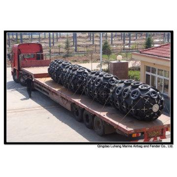 Диаметр 1700 мм x длина 3000 мм пневматические Fender