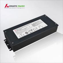 ETL CE 277vac a 12v dc dimmable led tira fuente de alimentación