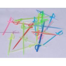 Arrow Fruit/Food Picks Disposable Plastic Pick Party Bar Accessories
