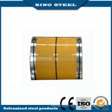 Hoja de acero galvanizada prepintada de alta calidad con precio bajo